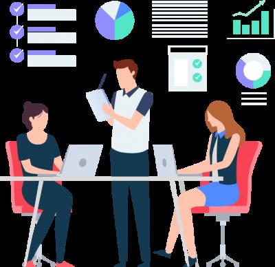 How EMS monitor employee computer activities?